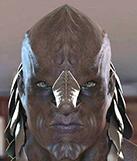 Ambasciatore Klingon Rogal Dothrak
