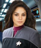 Tenente Comandante Adrienne Faith