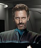 Tenente Comandante Gregory Cooper
