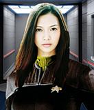 Tenente JG Asuna Pauline Ichigawa
