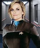 Tenente Comandante Julia Reis Squiretaker