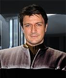Tenente Comandante Nathel Sev