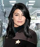 Tenente Comandante Elaina Tarev